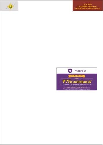 Indraprasth Gas Limited Bills Advertising Service